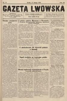 Gazeta Lwowska. 1929, nr48