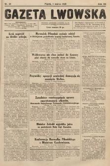 Gazeta Lwowska. 1929, nr50