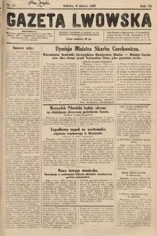 Gazeta Lwowska. 1929, nr57