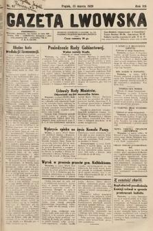 Gazeta Lwowska. 1929, nr62