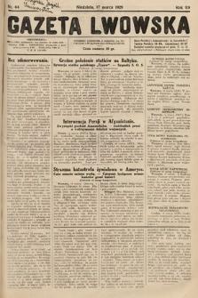 Gazeta Lwowska. 1929, nr64