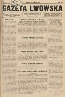 Gazeta Lwowska. 1929, nr65