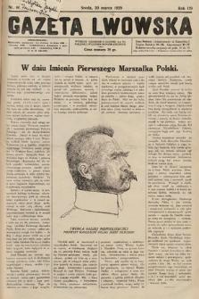 Gazeta Lwowska. 1929, nr66