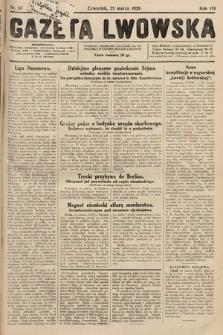Gazeta Lwowska. 1929, nr67