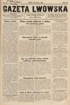 Gazeta Lwowska. 1929, nr74