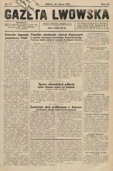 Gazeta Lwowska. 1929, nr75