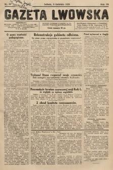 Gazeta Lwowska. 1929, nr80