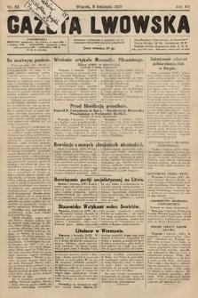 Gazeta Lwowska. 1929, nr82