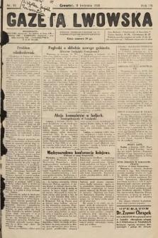 Gazeta Lwowska. 1929, nr84