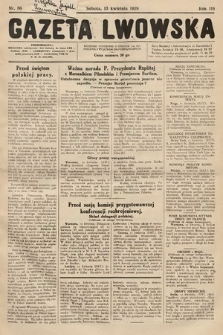 Gazeta Lwowska. 1929, nr86