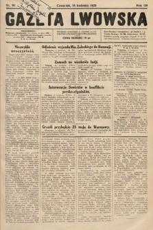 Gazeta Lwowska. 1929, nr90