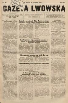 Gazeta Lwowska. 1929, nr91