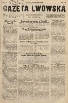 Gazeta Lwowska. 1929, nr93