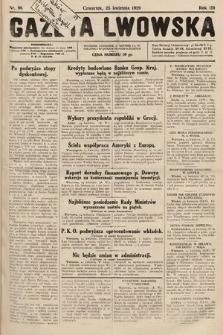 Gazeta Lwowska. 1929, nr96