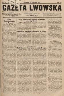 Gazeta Lwowska. 1929, nr99