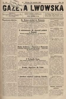 Gazeta Lwowska. 1929, nr100