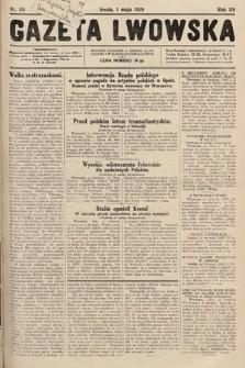 Gazeta Lwowska. 1929, nr101