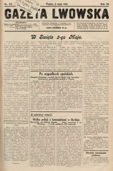 Gazeta Lwowska. 1929, nr102