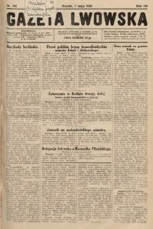 Gazeta Lwowska. 1929, nr104