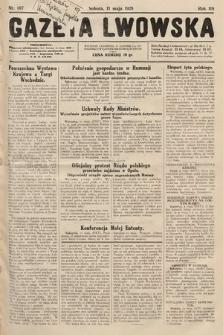 Gazeta Lwowska. 1929, nr107