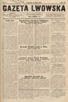 Gazeta Lwowska. 1929, nr111