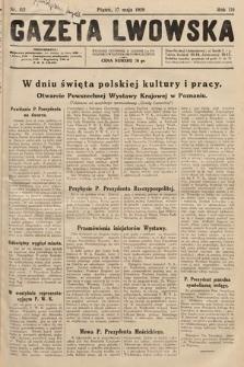 Gazeta Lwowska. 1929, nr112