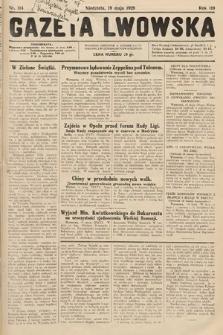 Gazeta Lwowska. 1929, nr114