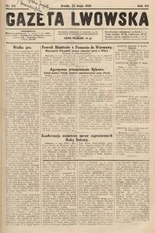 Gazeta Lwowska. 1929, nr115