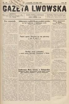 Gazeta Lwowska. 1929, nr116