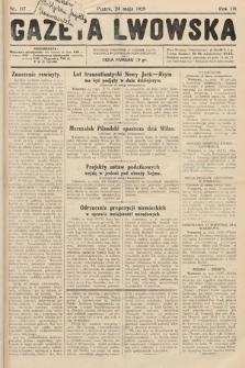 Gazeta Lwowska. 1929, nr117