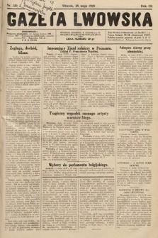 Gazeta Lwowska. 1929, nr120