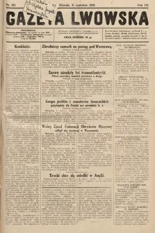 Gazeta Lwowska. 1929, nr131