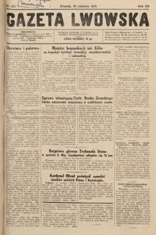 Gazeta Lwowska. 1929, nr137