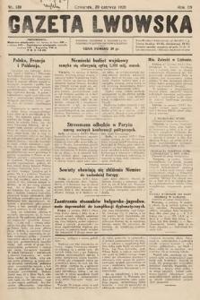 Gazeta Lwowska. 1929, nr139