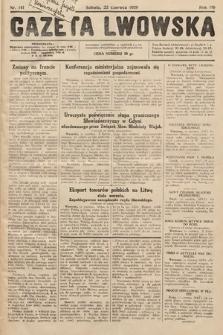 Gazeta Lwowska. 1929, nr141