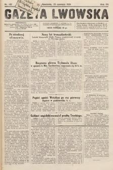 Gazeta Lwowska. 1929, nr142