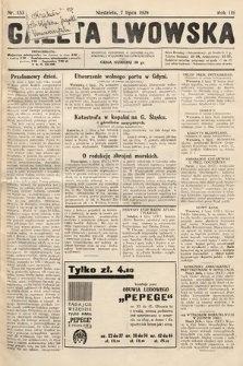 Gazeta Lwowska. 1929, nr153