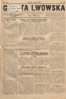 Gazeta Lwowska. 1929, nr154