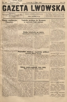 Gazeta Lwowska. 1929, nr156