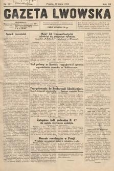 Gazeta Lwowska. 1929, nr157