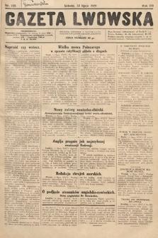 Gazeta Lwowska. 1929, nr158