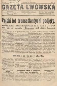 Gazeta Lwowska. 1929, nr159