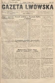 Gazeta Lwowska. 1929, nr161