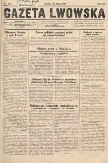 Gazeta Lwowska. 1929, nr163