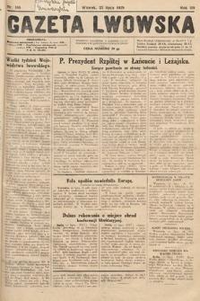 Gazeta Lwowska. 1929, nr166