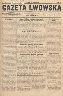 Gazeta Lwowska. 1929, nr167