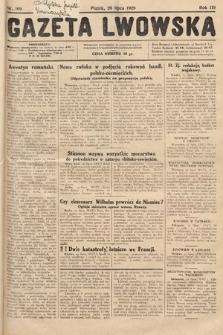 Gazeta Lwowska. 1929, nr169