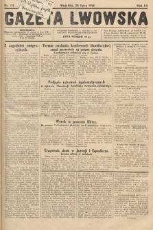 Gazeta Lwowska. 1929, nr171