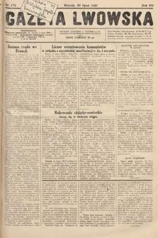 Gazeta Lwowska. 1929, nr172