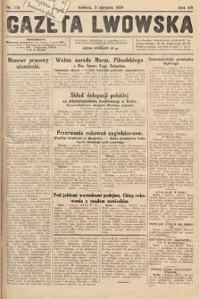 Gazeta Lwowska. 1929, nr176